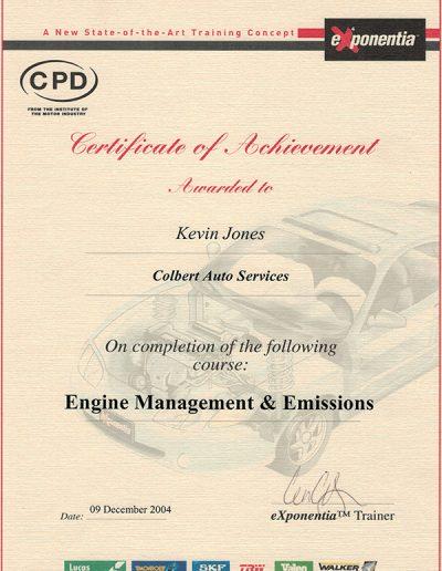 KJ Emissions