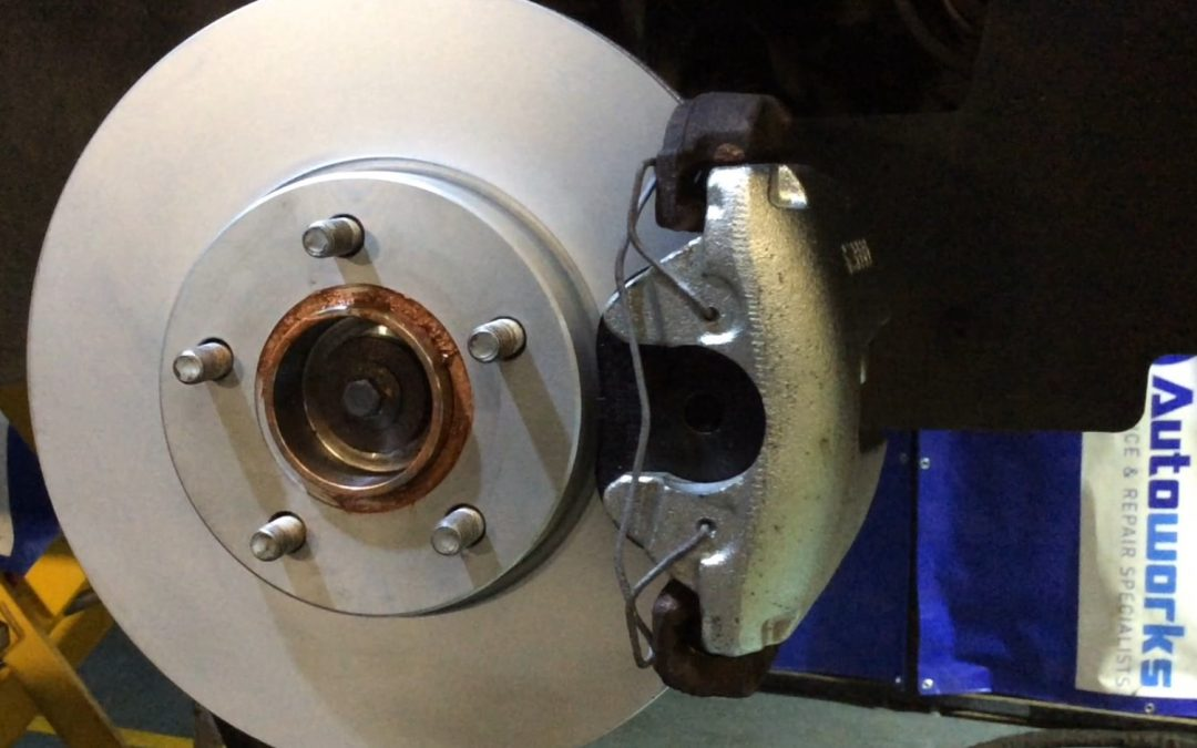 What Are Brake Calipers?